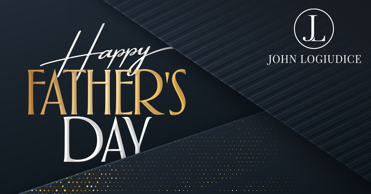 """""""A father is someone you look up to, no matter how tall you grow."""" -Unknown John LoGiudice wishes you and yours a truly Happy Father's Day. #JohnLoGiudice #FathersDay #Holiday #Thanks #Celebrate #Dad #Surgery #Reconstructive #Plastic #Cosmetic #Doctor"""