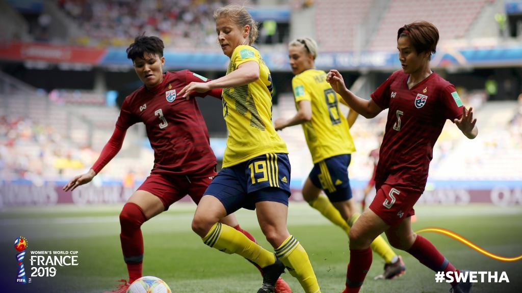 Mondial 2018 Suède