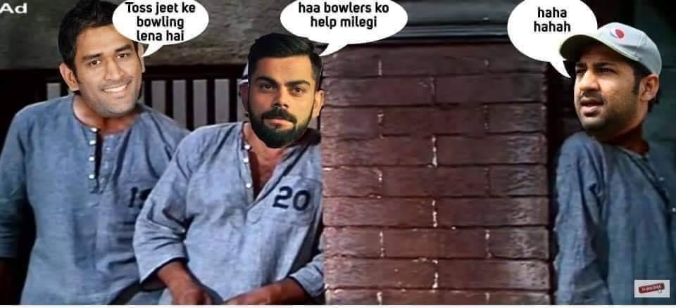 Indias strategy on toss #CWC19 #ICCWorldCup2019 @StarSportsIndia #Askstar #INDvsPAK #INDvPAK #FathersDay #FathersDay2019 #PAKvIND #PakvsInd #IndiaVsPakistan #HappyFathersDay #HappyFathersDay2019 #SundayThoughts