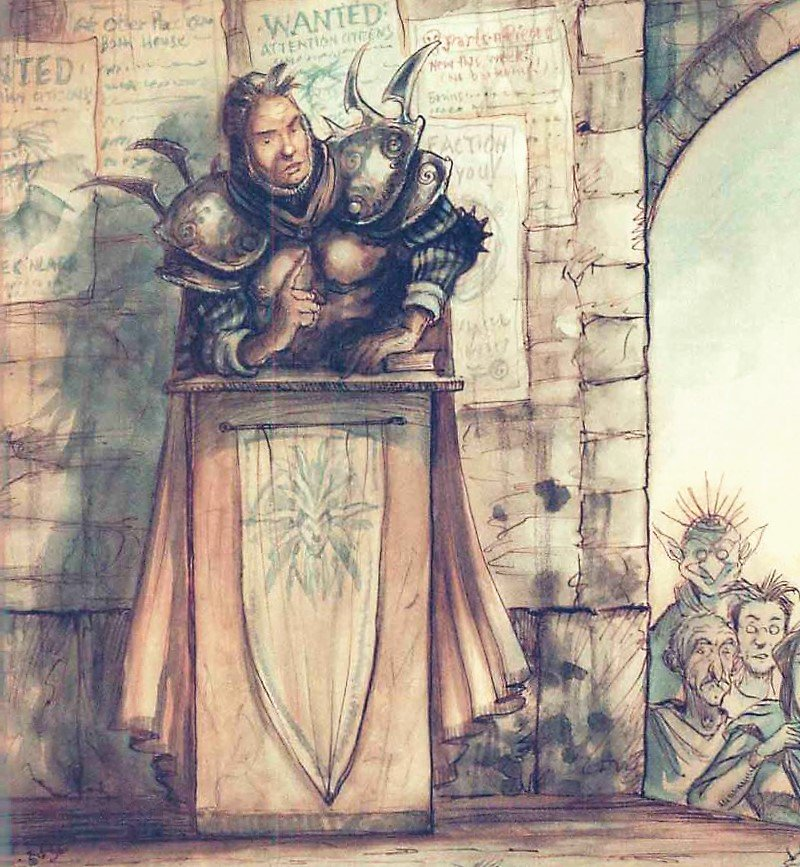 "ThePlanarDM on Twitter: ""#DND #Planescape Image of the Day Sure your PCs  have won battles and tournaments, but have they ever won a debate contest?  Let them wage a war with words"