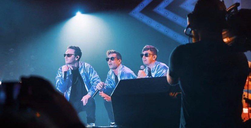 the boys last night at bonnaroo via ten.ley.mae on instagram!