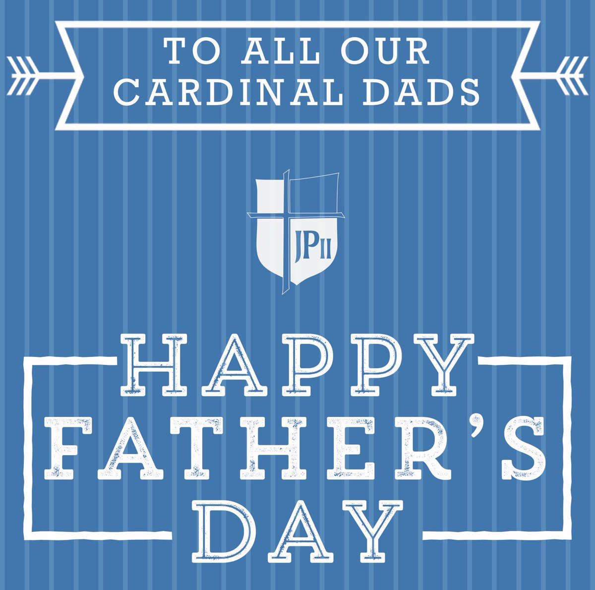Giving thanks today for all the fathers in our Cardinal Family.  #thankyou #CardinalDads