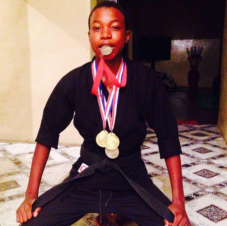 ZAMBIAN KARATEKA DREAMS BIG ZAMBIAN Karateka Ian Shamabanse is confident of minting gold at next month's Africa championship tournament to be held in Gaborone, Botswana on July 12. https://t.co/oxnPvvNhwZ https://t.co/X7YNhQFq6I