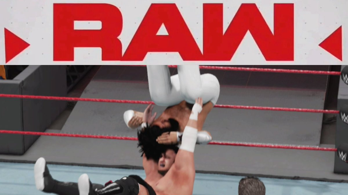 Samoa Joe defeated No Way Jose to earn a spot in the #RoyalRumble match to open #RAW!