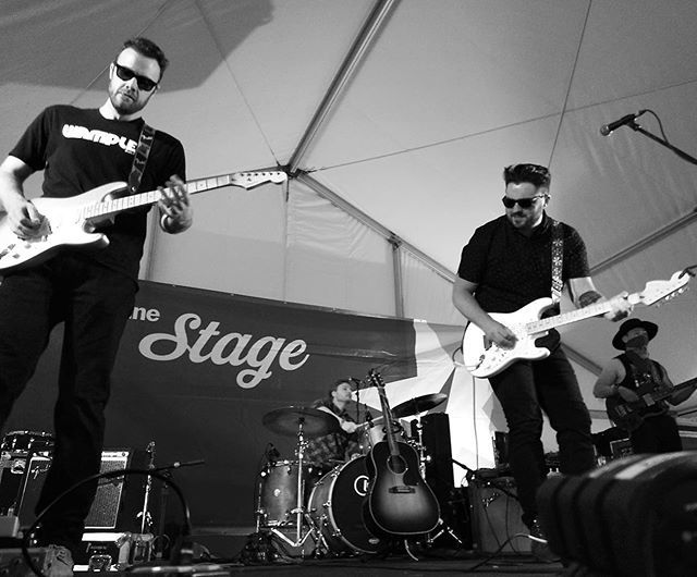 We had a damn fine time at @stonearch_fest yesterday! Big thanks to all those who made it out. #music #countrymusic #countryrock #singersongwriter #stonearchfestival #jakejonesfanclub 📸: @knotheyself http://bit.ly/2XROrxu