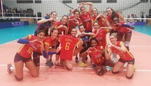 ¡¡Nuestras #Leonas del Voley a  la #FinalFour !! http://lanochedeldeporteespanol.com/2019/06/16/las-leonas-del-voley-a-la-final-four/… @nochedeporteesp @VoleyFemAbs @depominoritario