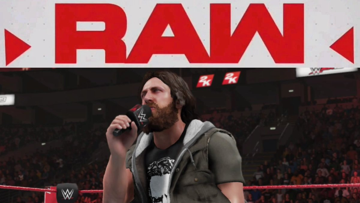 Daniel Bryan hijacked #RAW to reveal he has been granted a WWE championship rematch at the #RoyalRumble!