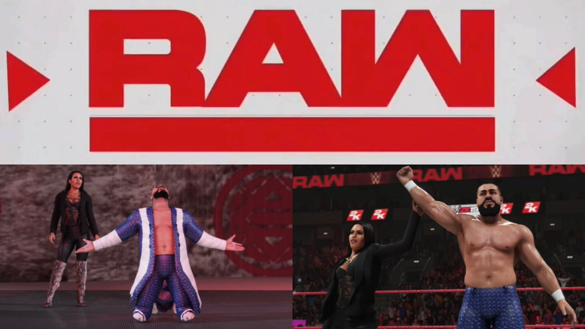 Andrade returned to #RAW defeating R-Truth to earn a spot in the #RoyalRumble match!