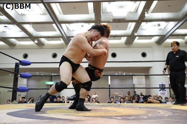 BJW: El Campeonato de tercias de Yokohama se expuso 3 veces 7