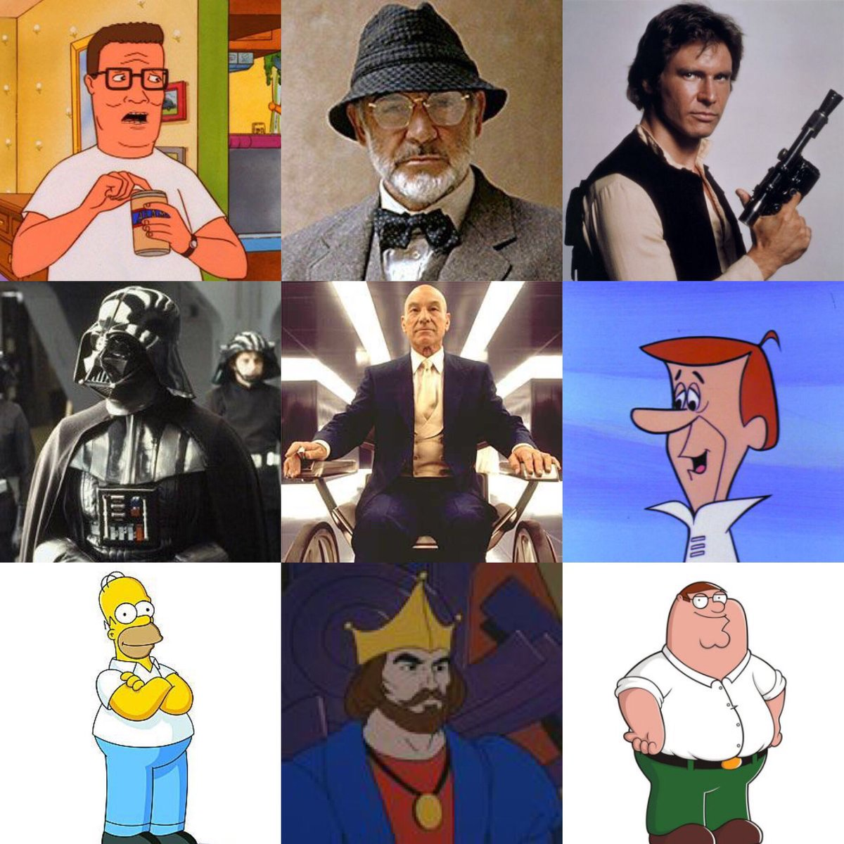 #happyfathersday From some of my favorite  #cartoons #movie #fathers