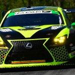 Powering into next week. #LexusRCF GT3.