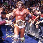 Image for the Tweet beginning: The power of The @UltimateWarrior