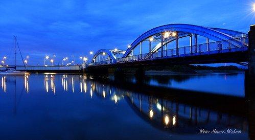 Interesting for #Today - Foryd Bridge