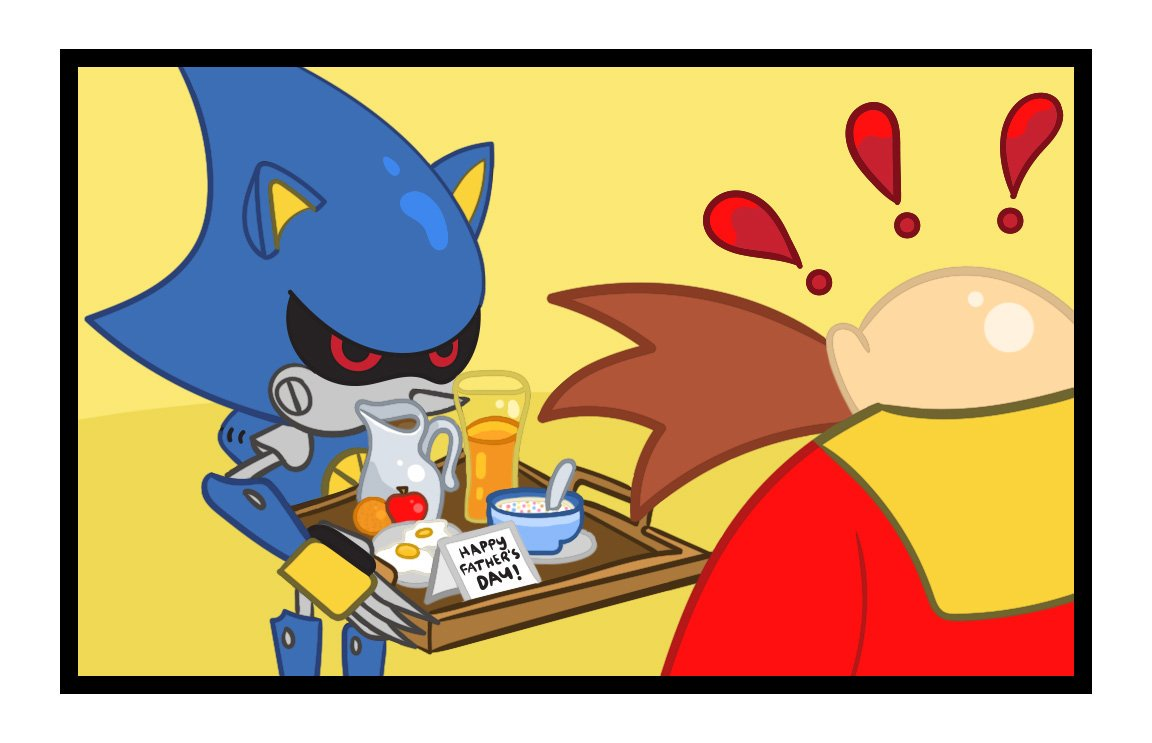 Sonic The Hedgehog On Twitter Not All Fathers Are Related By Blood Show Yours The Love They Deserve Today Happyfathersday
