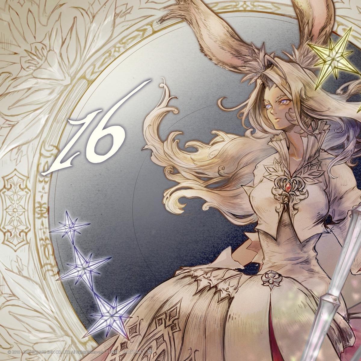 16 days to go until the launch of #FFXIV Shadowbringers!