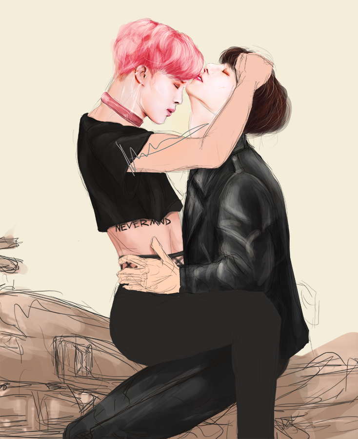 jacket? on thighs? strong  jikook biker wip <br>http://pic.twitter.com/WlxevIo7vg
