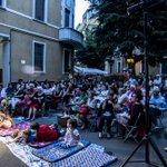 Image for the Tweet beginning: Un'altra serata a #CinemaDiRinghiera è