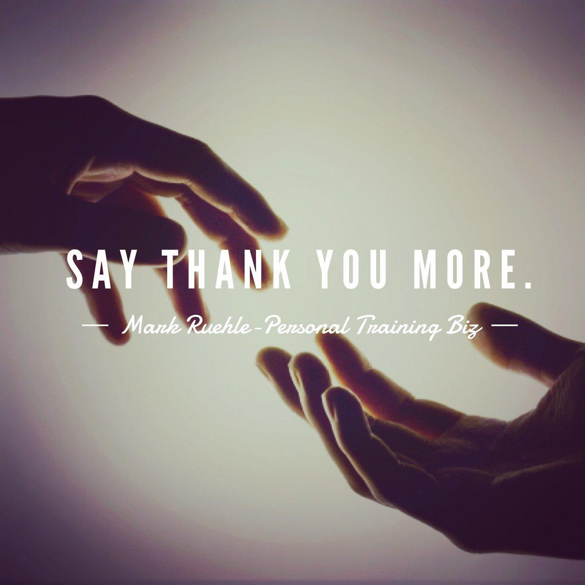 It's a POWERFUL FEELING when u tell someone how much u appreciate them. #grateful #thankful #personaltrainer #personaltraining #pt #fitfam #fitspo #successquotes #internetmarketing #inspirationalquotes #networkmarketing #networking #socialmediamarketing #onlinemarketing #garyvee