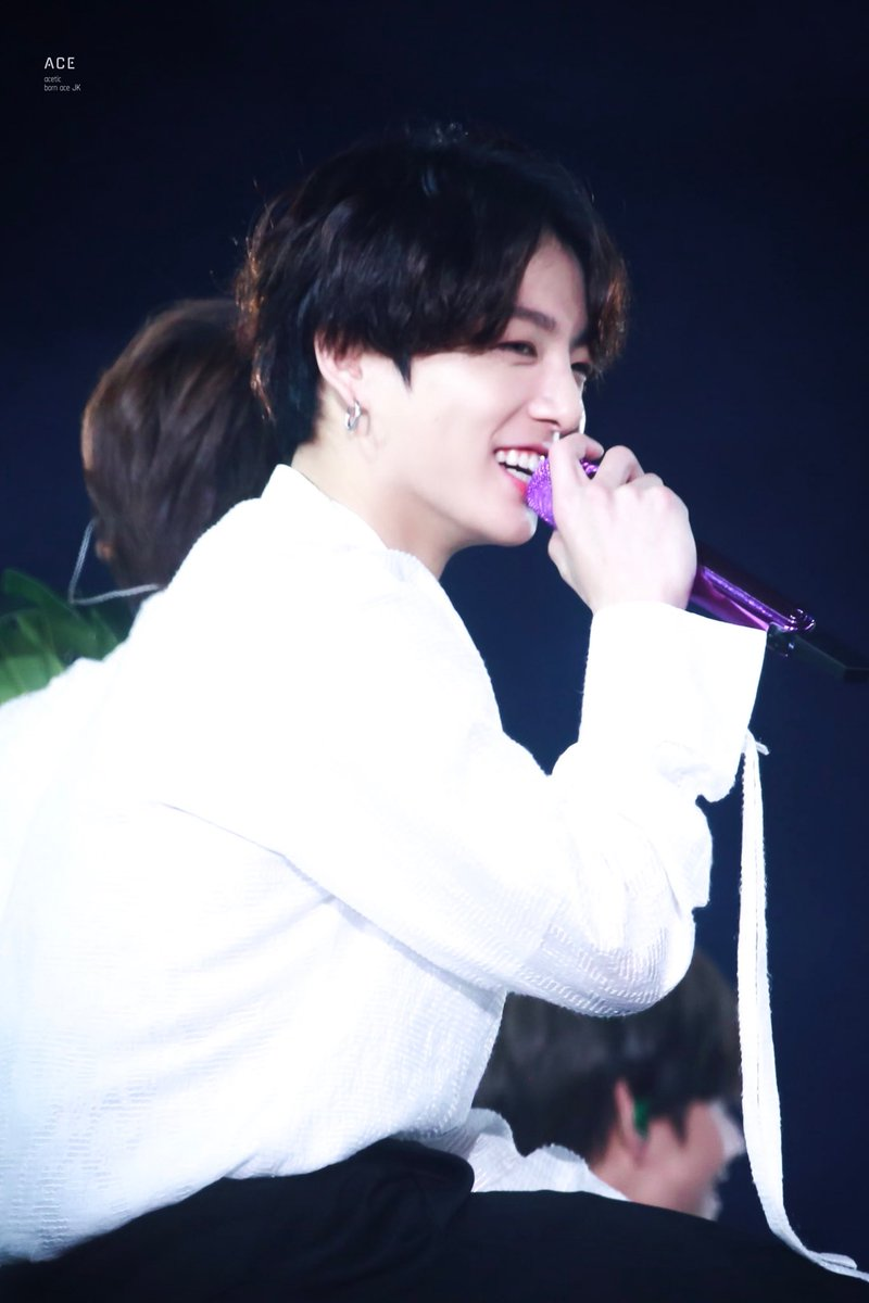 I love your live vocal so much JUNGKOOK 💜💜💜 #JUNGKOOK  #정국  #BusanPrideJK  @BTS_twt