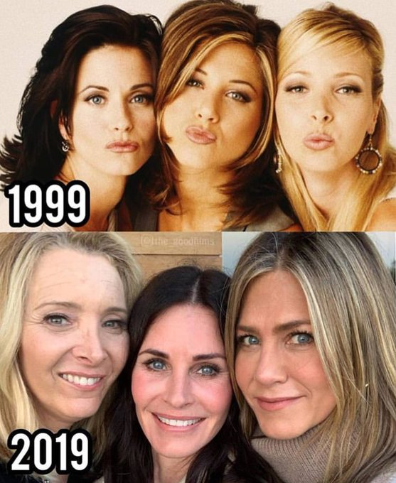 Happy birthday Courteney Cox:(