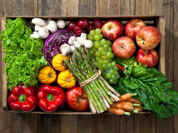 Seasonal produce for every month http://bit.ly/2Zpj7Xt #health #nutrition