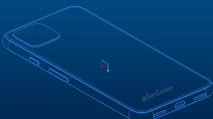 Leak reveals Pixel 4 and Pixel 4 XL display sizes and measurements