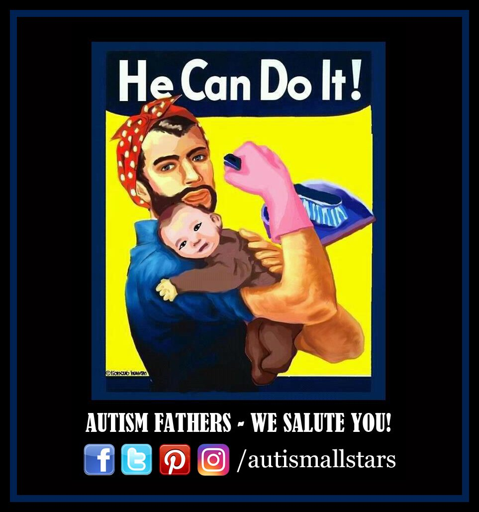 HAPPY FATHER'S DAY to all the amazing dads who're doing such a brilliant job of parenting their autistic children/step-children. Hope you have a wonderful day. #autism #aspergers #autismallstars #autismparenting #autismdads #autisticdads #happyfathersday #fathersday