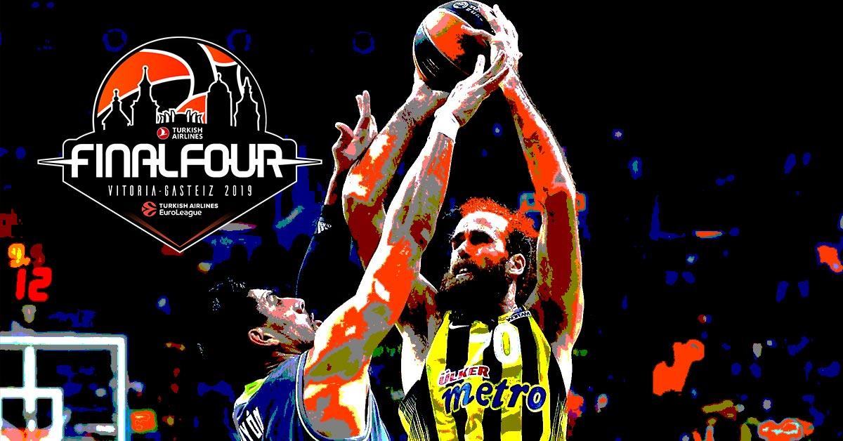 #EuroLeague #FinalFour 2019 Live Streaming Online Live:- https://streamontv24.com/final-four-2019/… The 2019 EuroLeague Final Four was the concluding EuroLeague Final Four tournament of the 2018–19 EuroLeague season, the 62nd season of Europe's premier club basketball tournament.