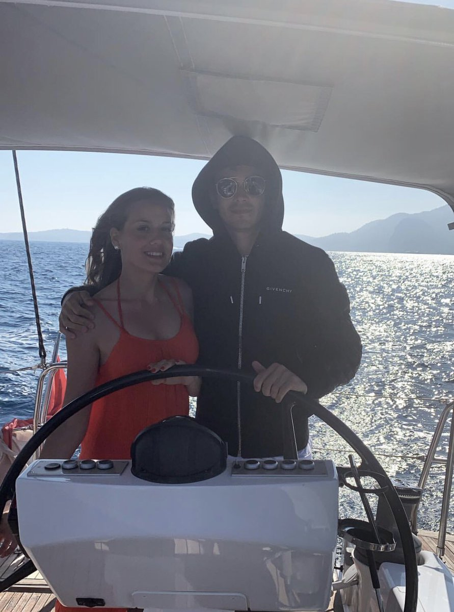 . @Charles_Leclerc and @Giadagianni1 in Monaco today   #F1 #Charles16<br>http://pic.twitter.com/bOLFJKnAeo