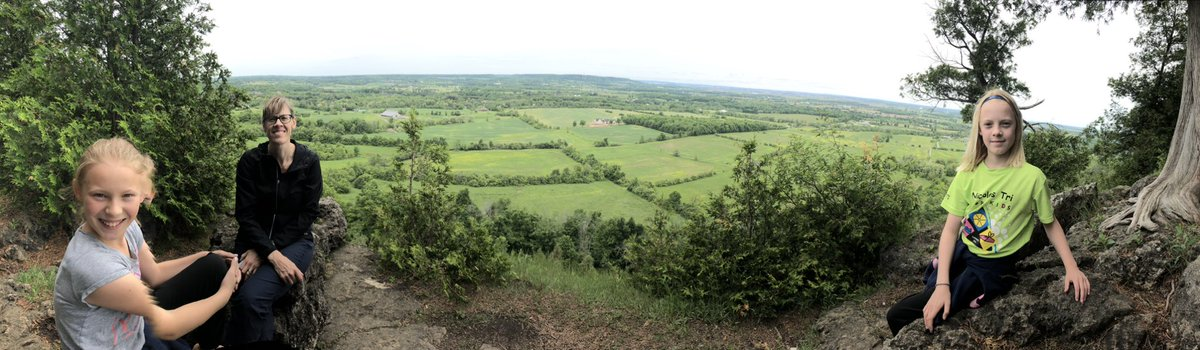Father's Day hike 👌 #pano https://t.co/0o2BqNcWRD