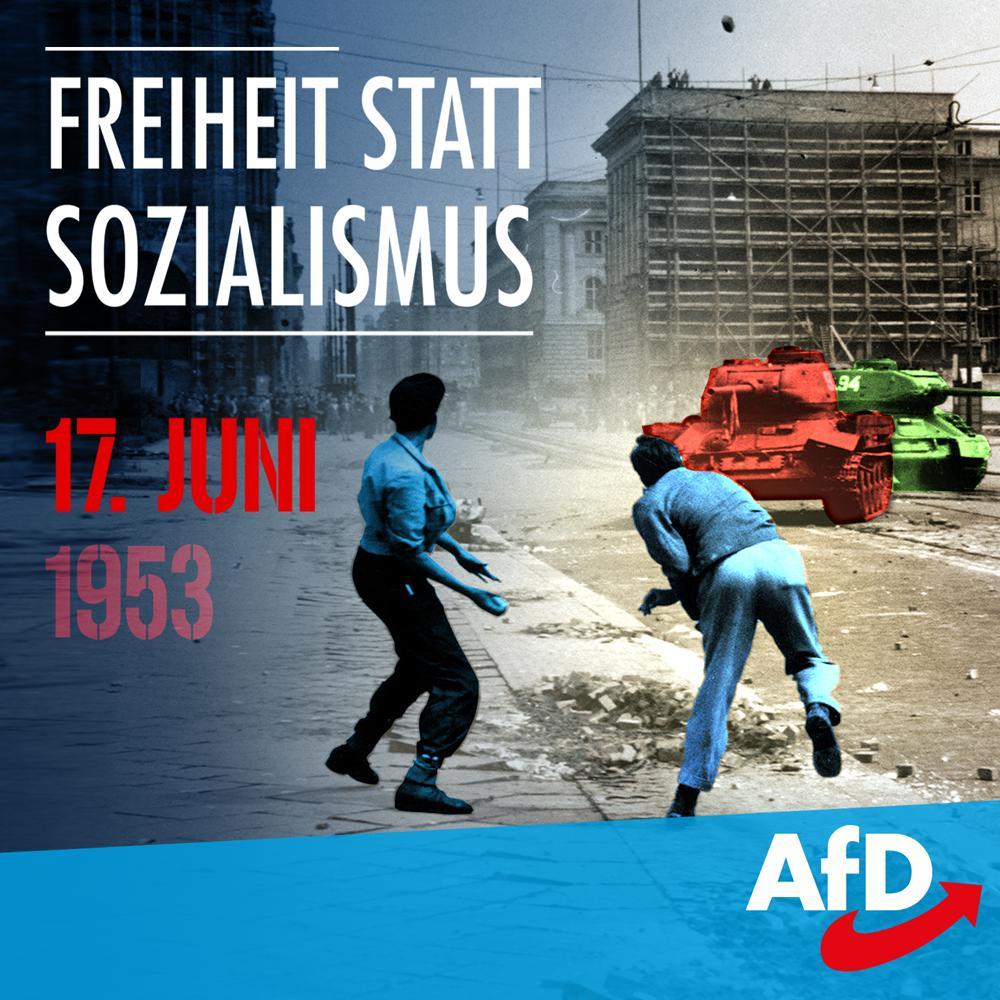 @AfD's photo on #volksaufstand