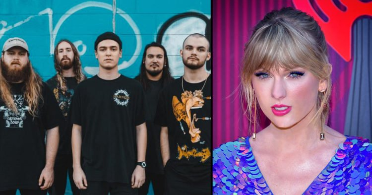 KNOCKED LOOSE Call Out TAYLOR SWIFT For A Feud https://metalinjection.net/latest-news/feuds/knocked-loose-call-out-taylor-swift-for-a-feud…