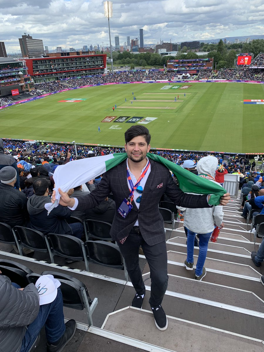 I am still confident 🇵🇰 Bleed Green #PakvInd #CWC19