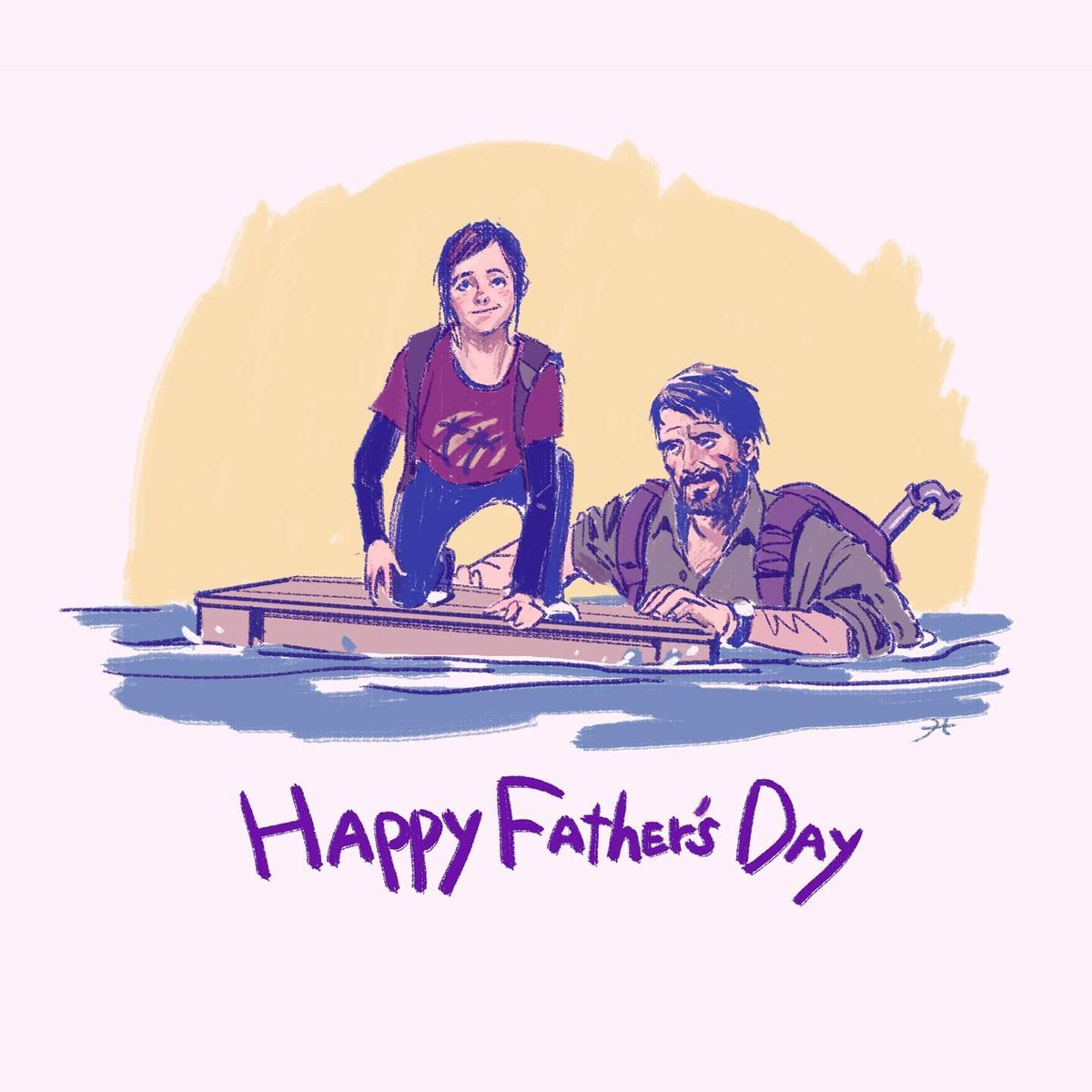 To all of the dads that help keep us afloat, Happy #FathersDay!