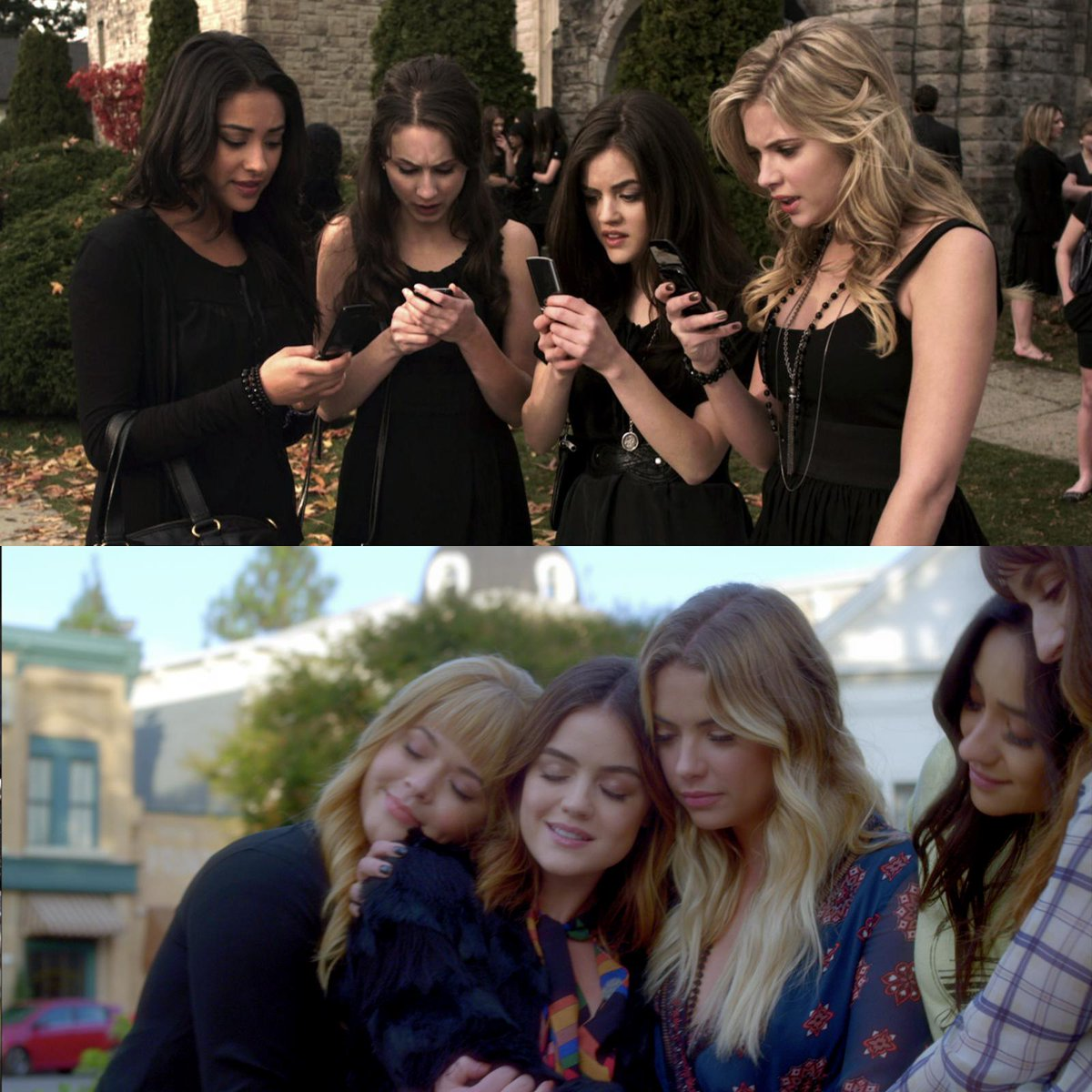 Fans are pretty upset that 'Pretty Little Liars' is leaving Netflix: 'No one asked for this'