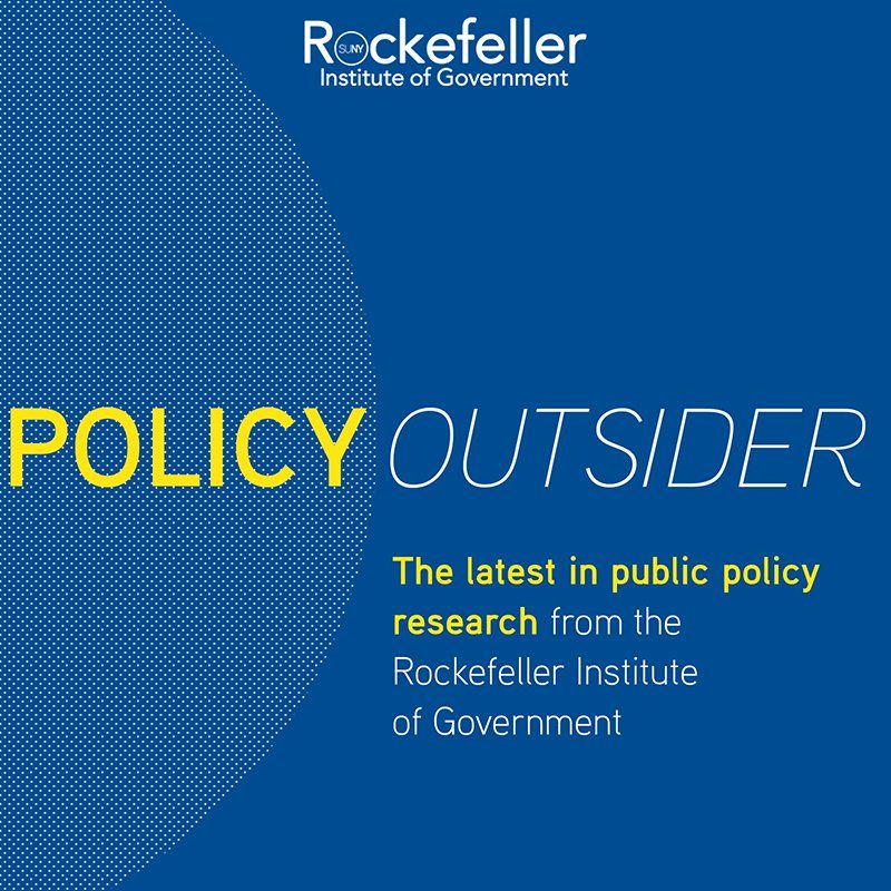 Want to hear directly from Institute researchers? Our #PolicyOutsider podcast has recent episodes on #AI, #marijuanapolicy, #opiodcrisis, #gunviolence, and #StudentDebt.  Listen https://t.co/j6v3gxknst and subscribe on your favorite podcast platform.