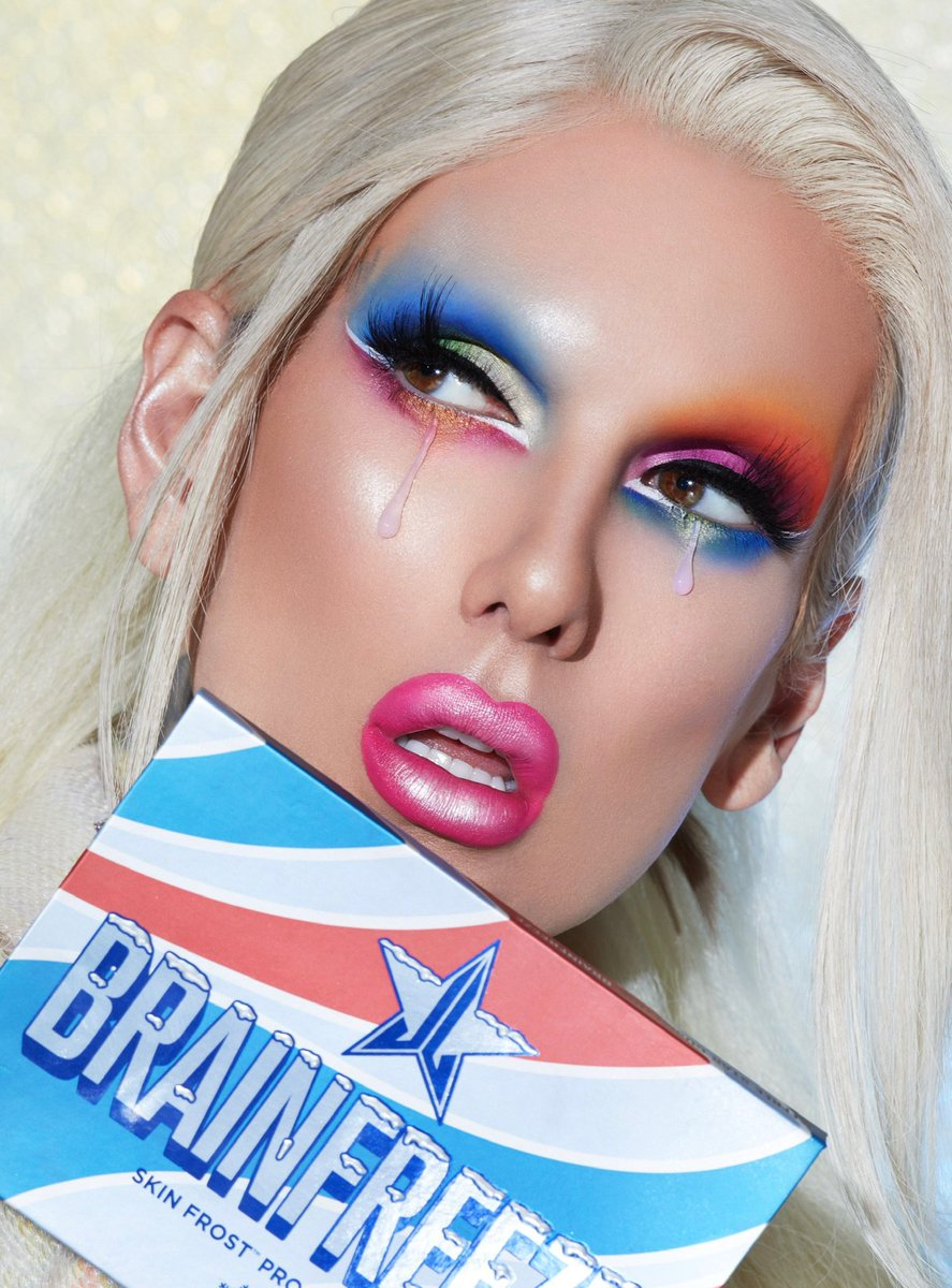 Image result for jeffree star cosmetics brain freeze