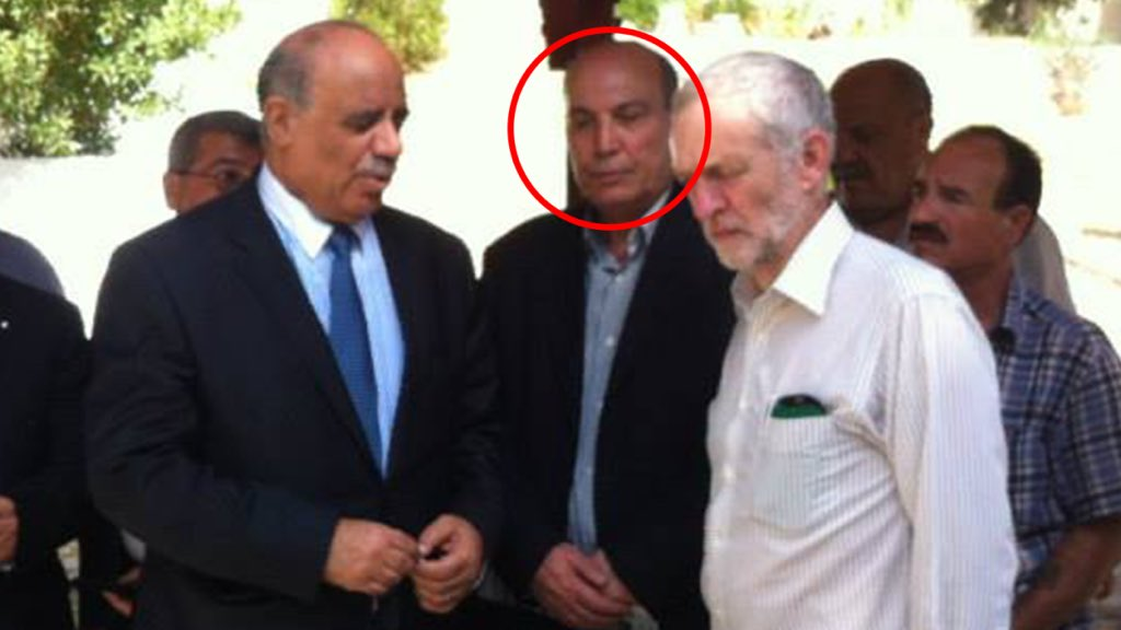 @JackkJazz @DaryllPitcher Jeremy Corbyn was with Maher al-Taher, centre, whose group killed four rabbis, including Avraham Shmuel Goldberg, a Briton, in Jerusalem a month later