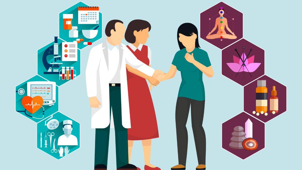 """Ocho de cada 10 terapias """"alternativas"""" en la salud pública carecen de reconocimiento oficial → http://bit.ly/2Imteqs"""