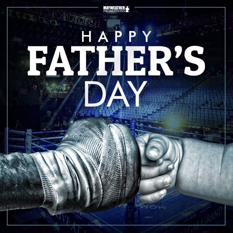 test Twitter Media - Happy Fathers Day to all the dads!   Thanks for being champions in and out the ring. 🥊💙 https://t.co/TSwcfjXNen
