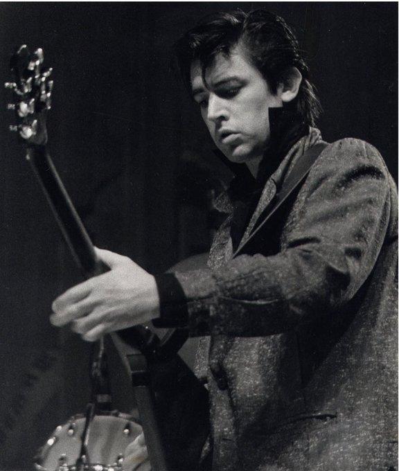 Happy birthday to guitarist extraordinaire Chris Spedding, born on this day in 1947