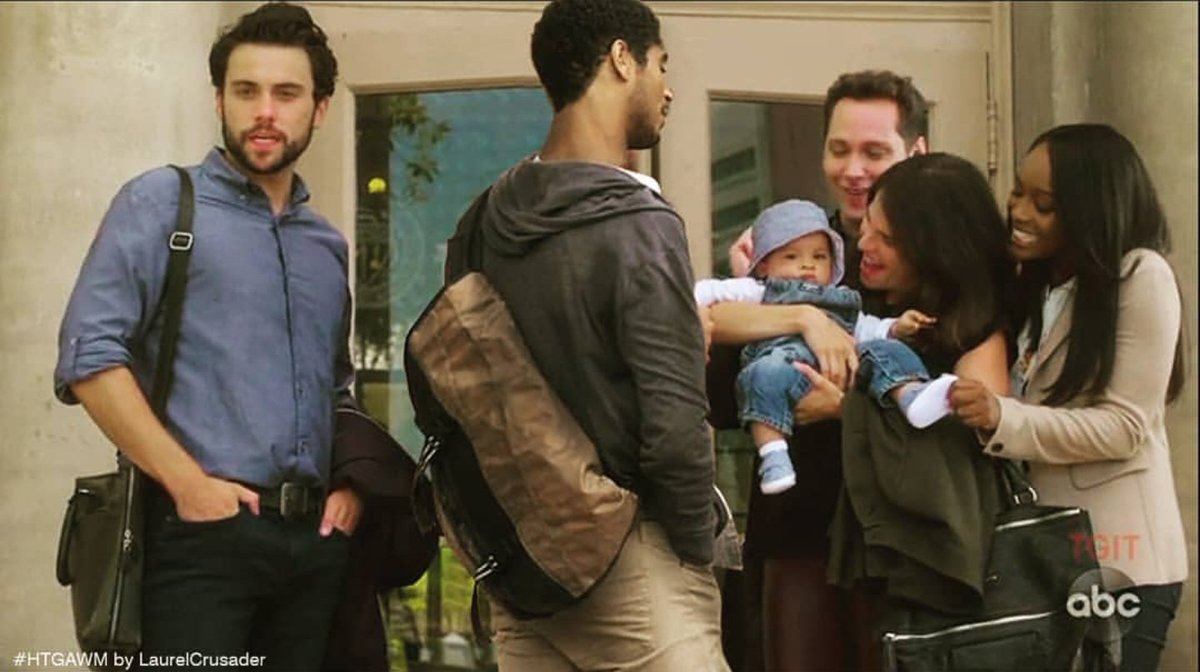 Happy fathers day Wes #HTGAWM  Made by- @ArKIRunas<br>http://pic.twitter.com/m6Aj3zQCZ4