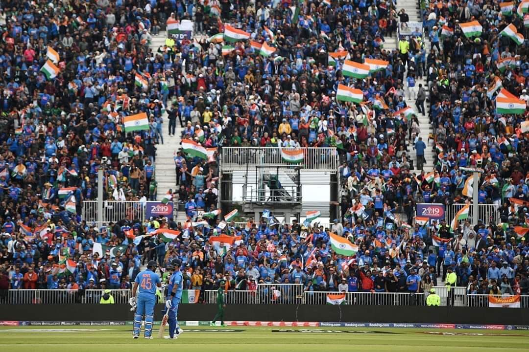 The boys played really well. As easy as it comes #IndvPak