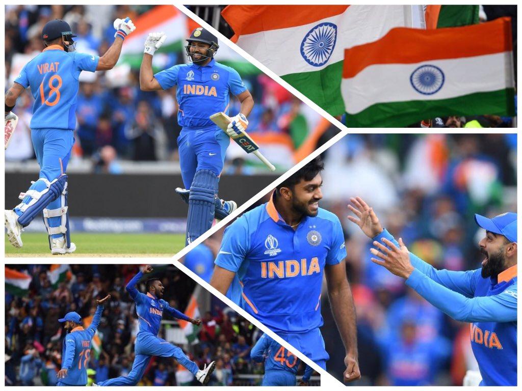 The Art of Winning 🇮🇳 #TeamIndia
