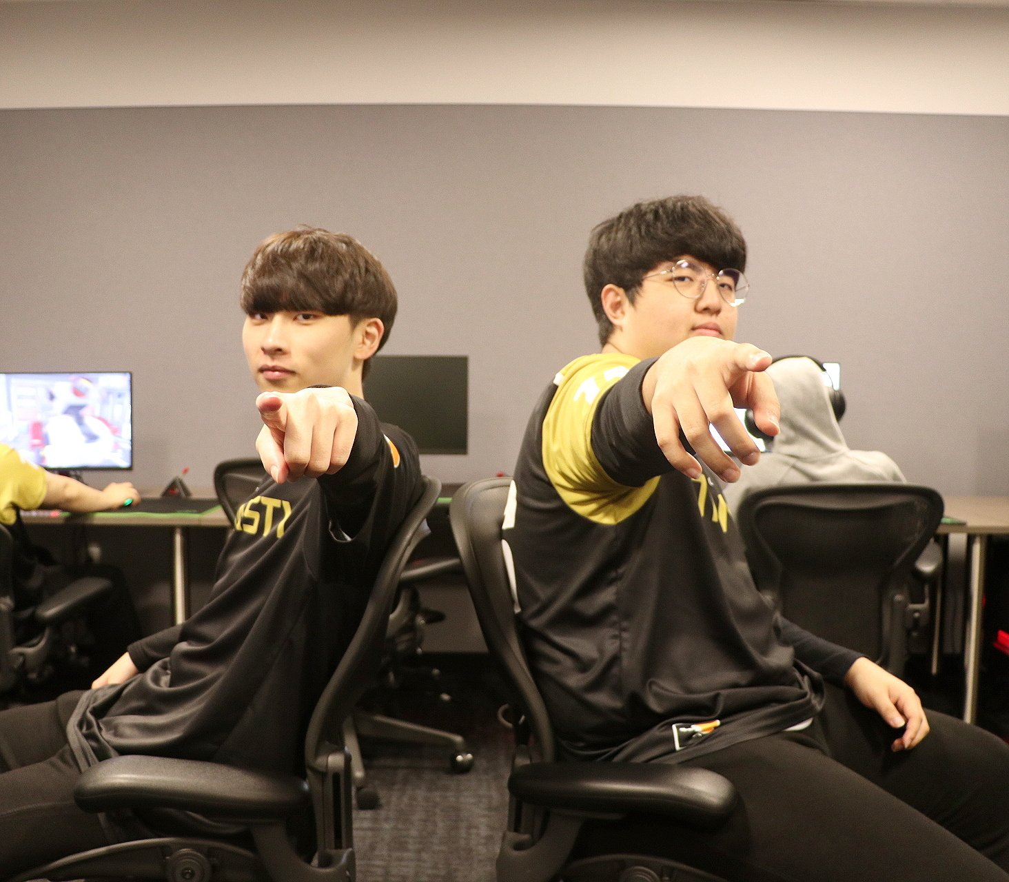Seoul Dynasty vs San Francisco Shock