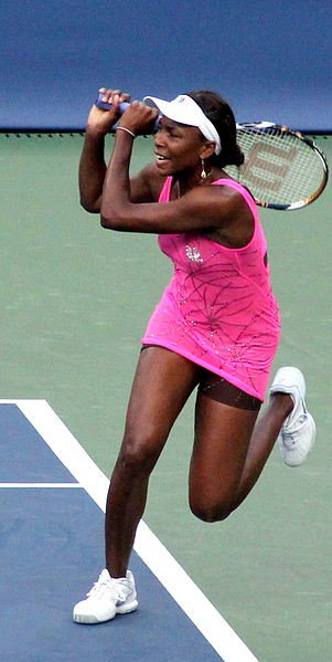 Happy Birthday Venus Williams!    5 Wimbledon titles   2 US Open titles 4 Olympic gold medals