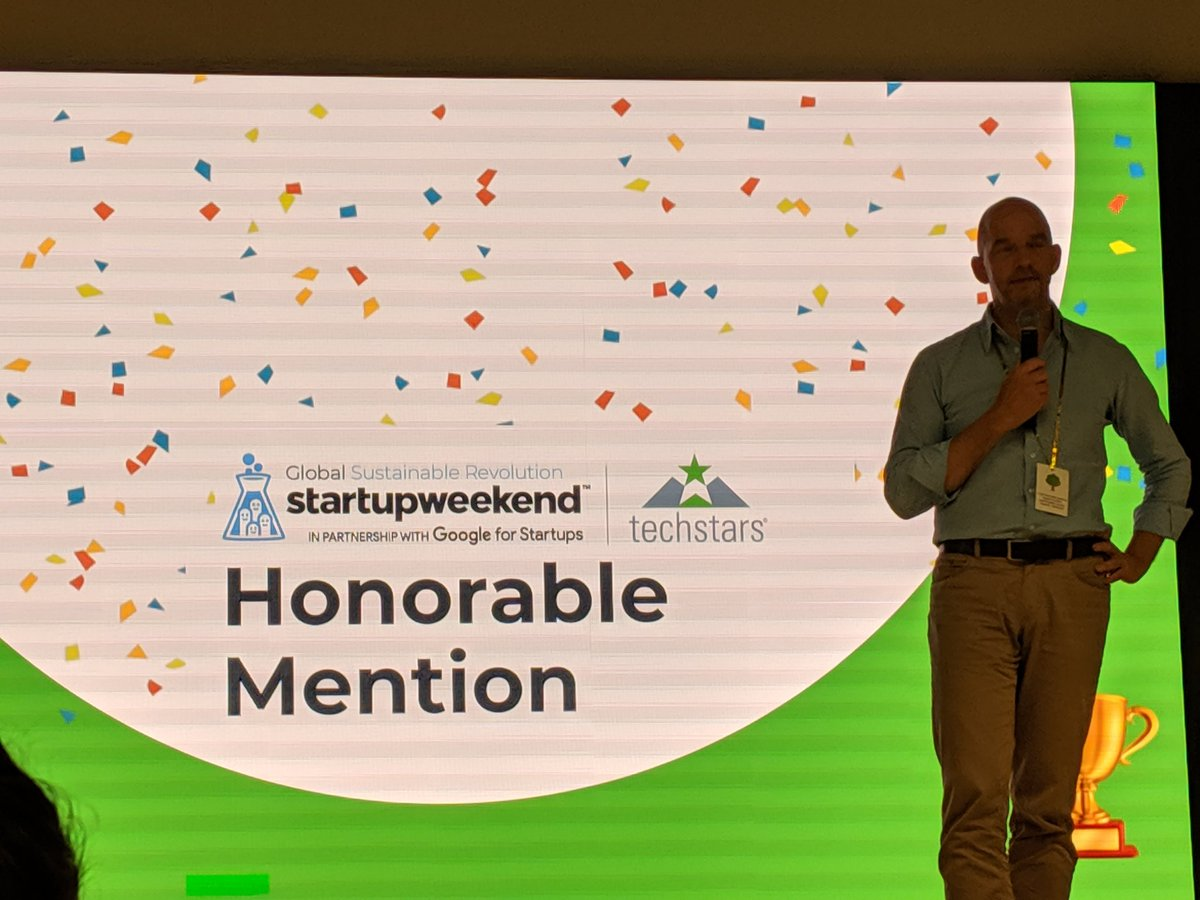 Startup Weekend Berlin – 14 06 19 – Sustainability
