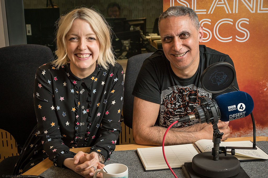 I said I don't do bhangra either! The musician @thenitinsawhney on the assumptions made by record companies in the early days of his career. He talks to @laurenlaverne to share his #desertislanddiscs bbc.in/2IezSPk
