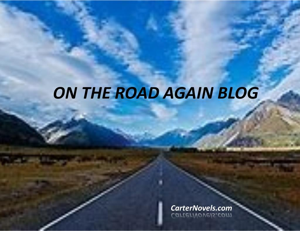 ON THE ROAD AGAIN BLOG https://buff.ly/2KSofzt JOIN US AS WE EXPLORE AMERICA ONE STOP AT A TIME . #BLOG #IARTG #TRAVEL #CARAVAN #RV  #ReadIndie #indieauthors #ian1 #AuthorUpRoar @INDIEBOOKSOURCE #CAMPING #Authors @JPCarter47 @rcarter67606 @DonnaSiggers1 @davepperlmutter