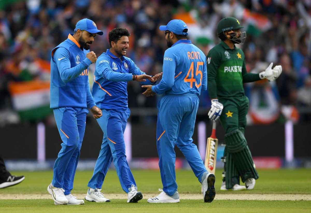 Congratulations Indian Cricket Team  for this magnificent victory over #Pakistan. You have given all Indians a moment of pride! #IndiaVsPakistan  #WorldCup2019 <br>http://pic.twitter.com/hEjnaz4D33